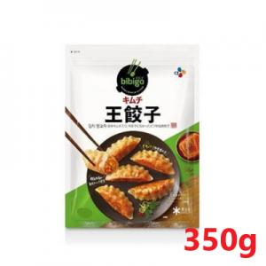 【冷凍】CJ bibigoビビゴ王餃子・キムチ(350g)