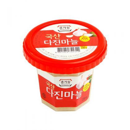【冷蔵】宗家 韓国産つぶしにんにく 230g